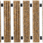 Geggus Ribbed Carpet Colour Mottled Beige