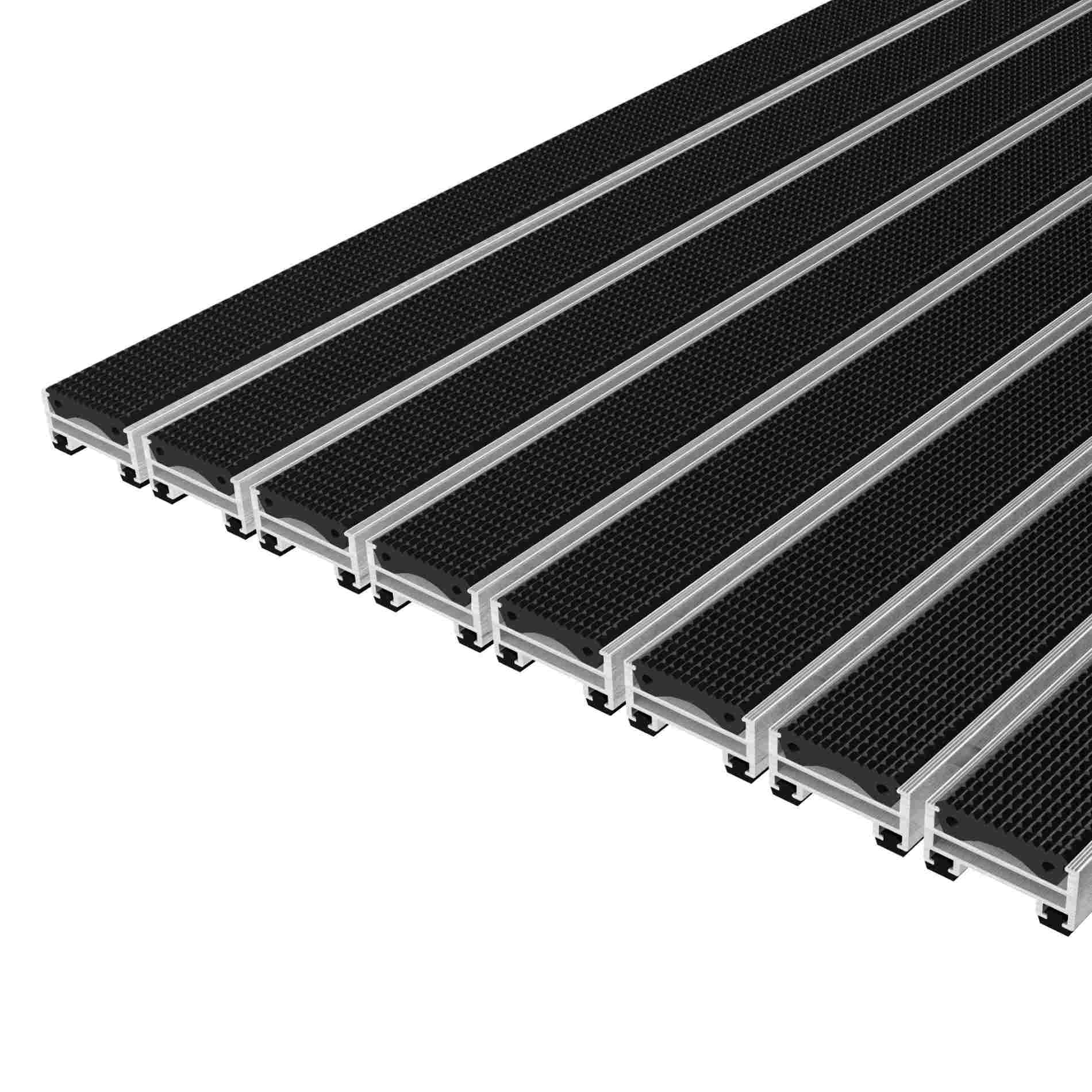 Top Clean STABIL XL with Grooved Rubber